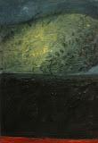 composition c / huile toile / 25x40 / 1995