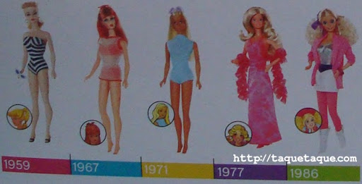 Barbie 1962 Barbies de coleccion mi Barbie favorita