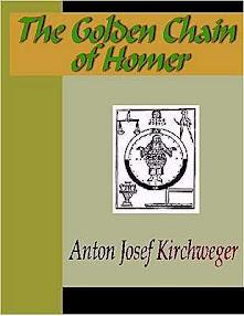 Cover of Anton Josef Kirchweger's Book The Golden Chain Of Homer