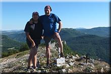 Soila mendiaren gailurra 990 m. --  2015eko ekainaren 28an