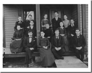 Mary Charles Boarding Club