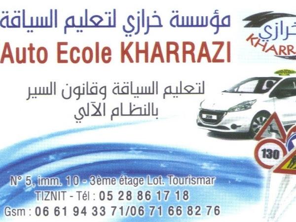 Auto Ecole Kharrazi Tiznit