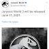 Jurassic World 3 - È Stata Svelata La Data Di Uscita