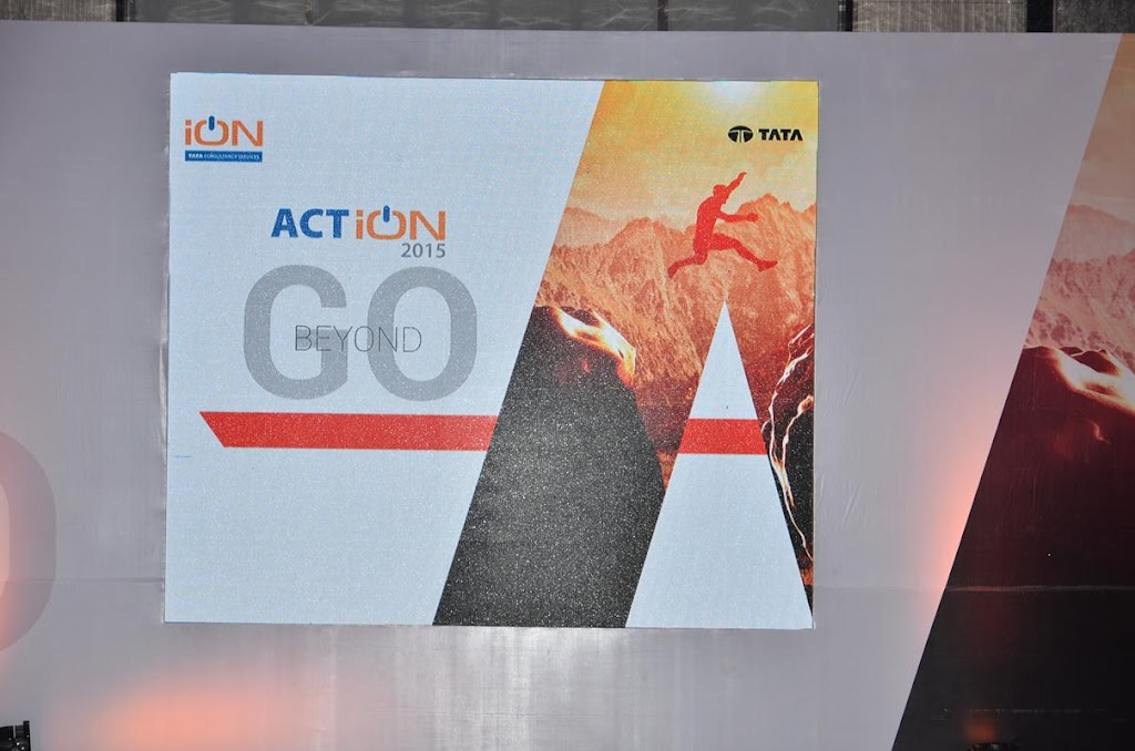 i On - Action Go 2015 - TCS - 2