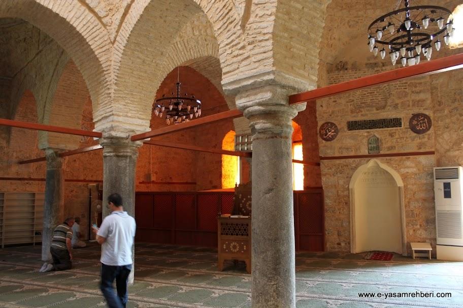 yivli minare külliyesi