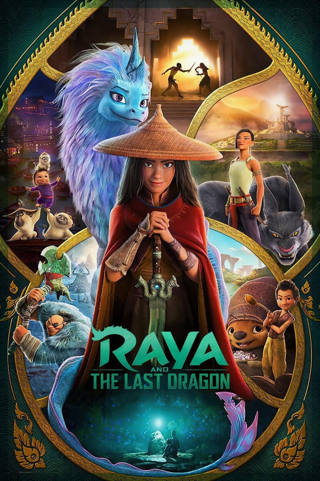 Raya and the Last Dragon (2021) Subtitle Indonesia