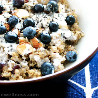 Protein-Packed Breakfast Quinoa Bowl Recipe