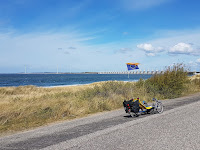 Belgian and Netherlands coasts tour