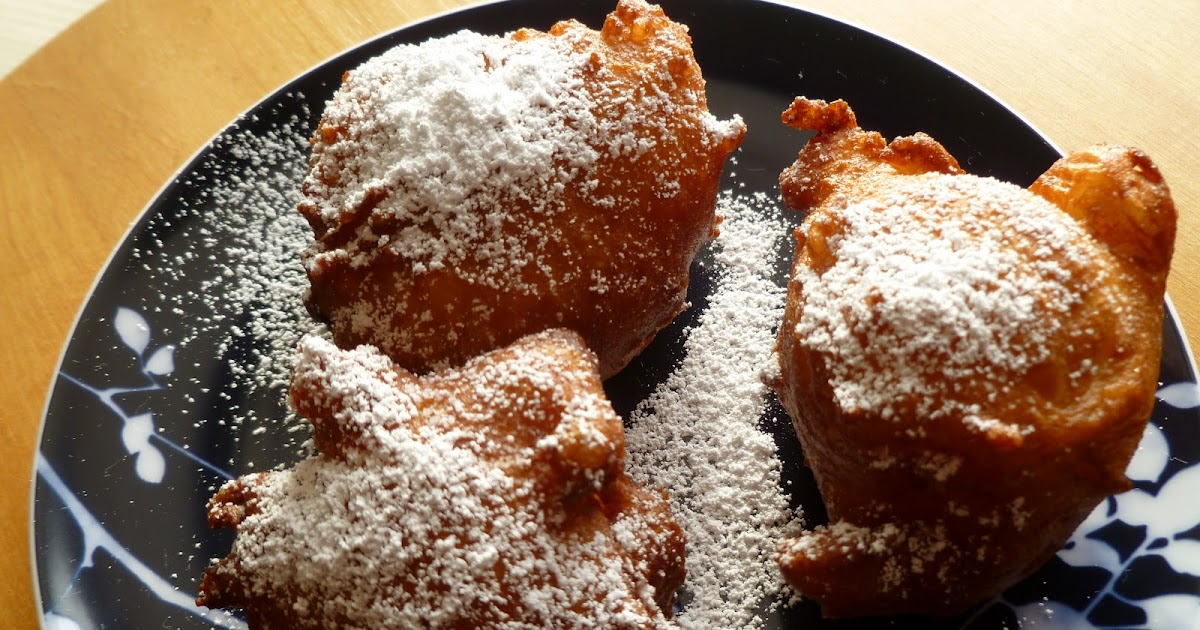 The Pastry Chef's Baking: Buttermilk Beignets