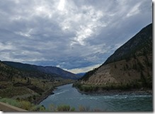 Thompson River, Trans-Canada Highway  BC