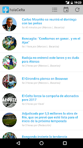 hala Celta! screenshot 0
