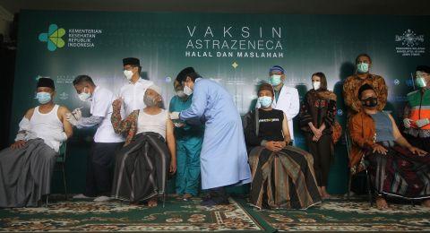 Resmi, Indonesia Stop Gunakan Vaksin AstraZeneca Batch CTMAV547
