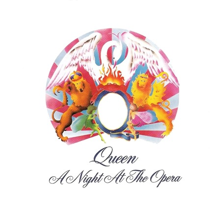 1975 - Queen a night at the opera - Queen