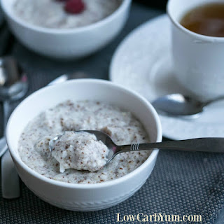 Low Carb Oatmeal Recipes