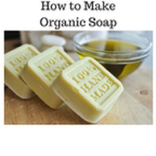 How to Make Organic Soap - náhled