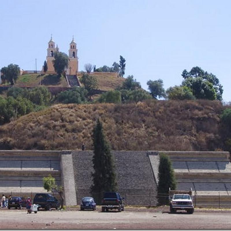 Primeros monasterios del siglo XVI en las laderas del Popocatepetl (México)