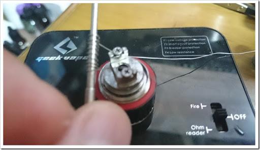 DSC 0880 thumb%25255B2%25255D - ビルド:Kangertech Toptankが来るまでSubtank Mini(サブタンクミニ)でバーチカルビルド!(縦巻)
