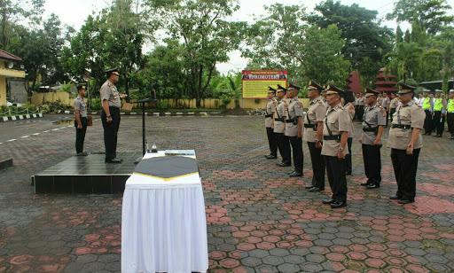 Inilah Wakapolres Baru dan 5 Kapolsek Baru di Wilayah Hukum Polres Sukabumi