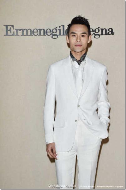 2016.01.16 Wang Kai X Milan Fashion Week AF16 X Ermenegildo Zegna 王凱 2016秋冬男裝週 X 傑尼亞 14