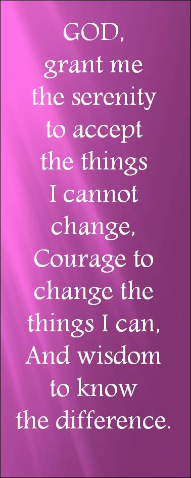 Serenity prayer printable - cafenewsinfo