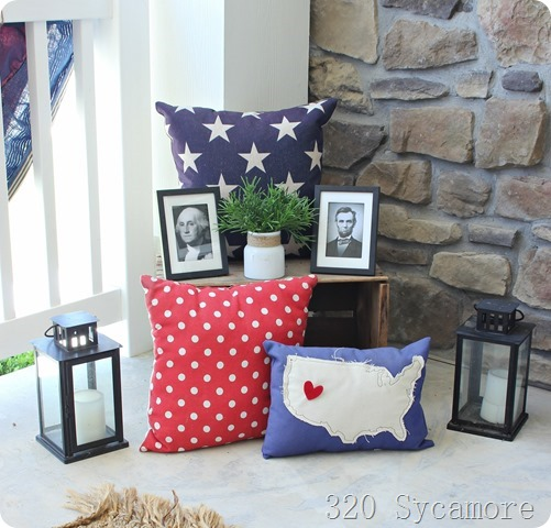 patriotic display printable