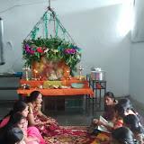 Ganesh Chaturthi Celebrations @ Swarnapuri Branch