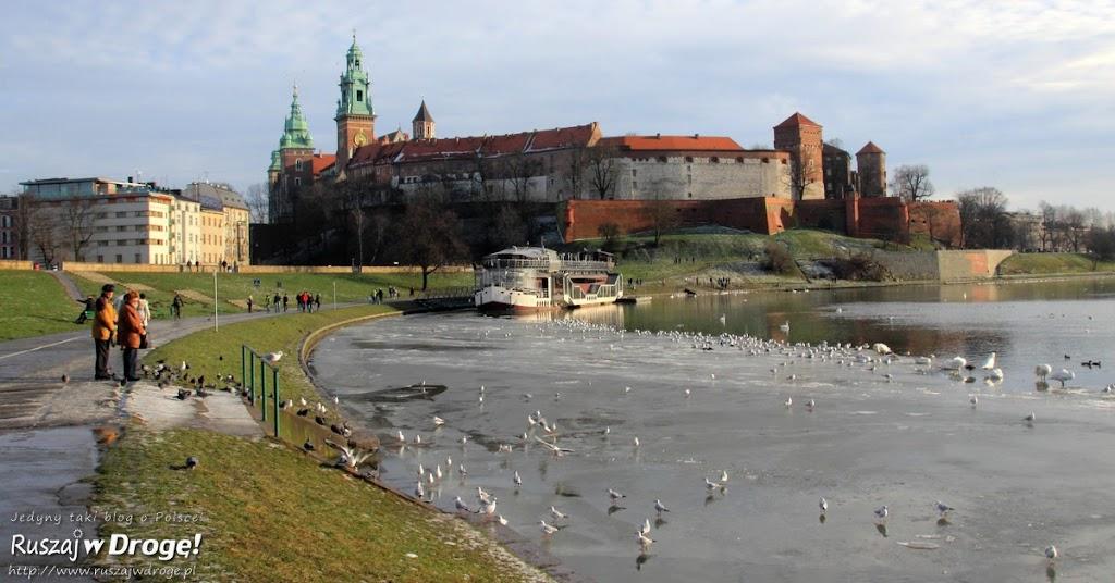 Kraków na weekend - pomysł na sylwestrowy wypad