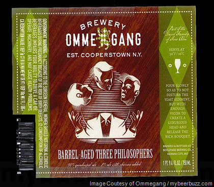 Ommegang - Barrel-Aged Three Philosophers