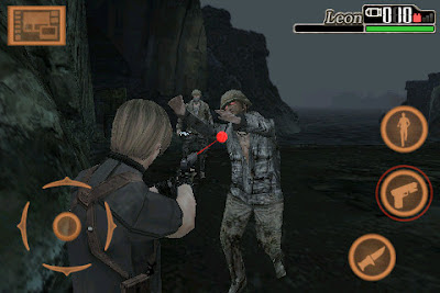 Download Resident Evil 4 apk GRATIS