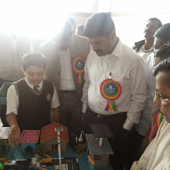 Visit to Gowri Halla & Science Exhibition, INSPIRE awards ceremony at Samskrutika Bhavan, Shikaripur
