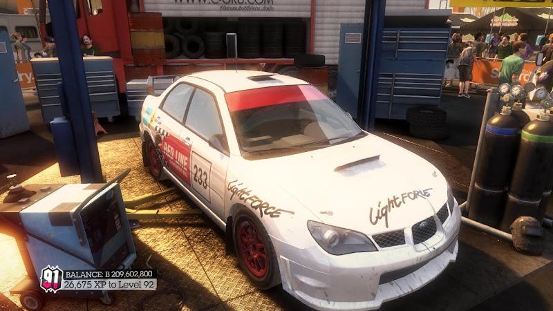 รายการรถกลุ่ม Rally ใน DiRT2 N12-07