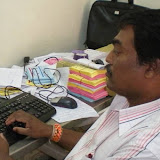 2009 Winter Nationals - Tech Asst H.N.Raju