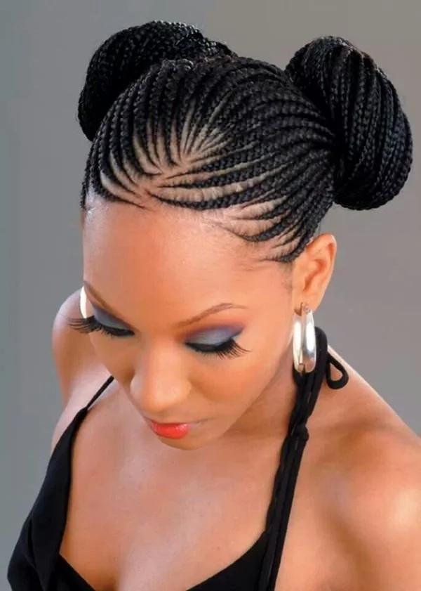 Latest Nigerian Braids Hairstyles For Ladies 1