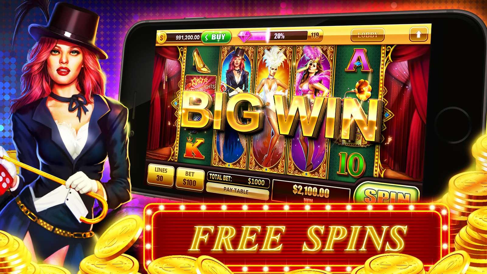 Big Red Slot Machine - Free Play Slots or to Win Real Money