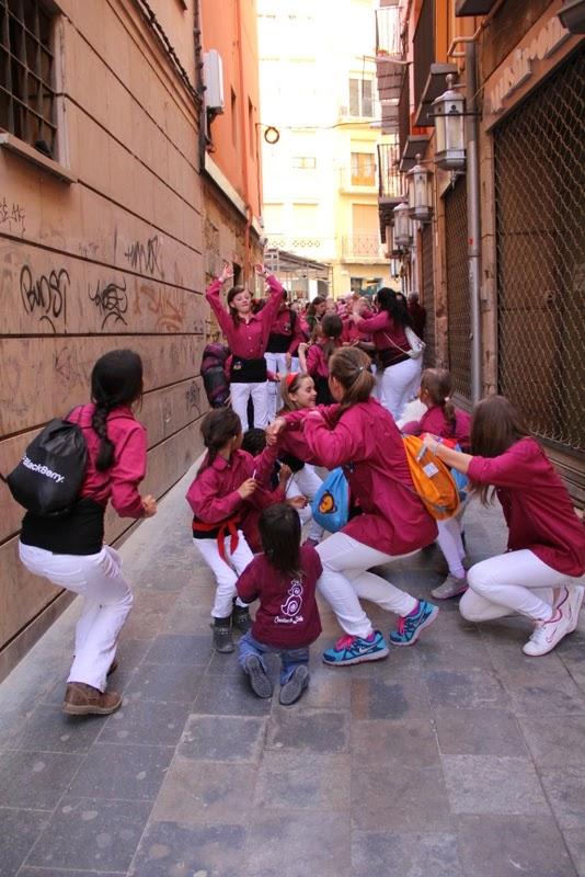 19è Aniversari Castellers de Lleida. Paeria . 5-04-14 - IMG_9379.JPG
