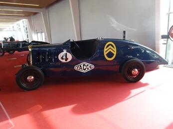 2018.12.11-082 Les Grandes Heures de l'Automobile Citroën Petite Rosalie (records de 1933)