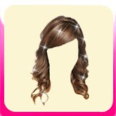 Hair style changer women salon