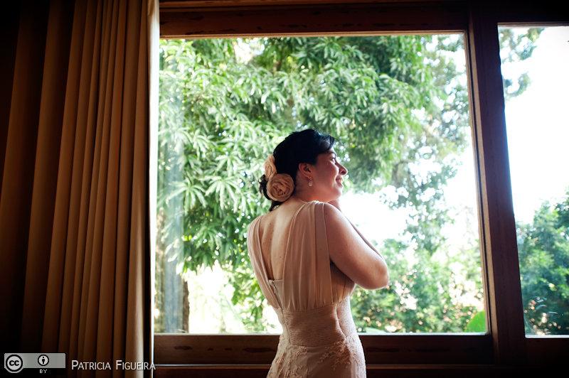 Foto de casamento 0145 de Valeria e Leonardo. Marcações: 27/11/2010, Casamento Valeria e Leonardo, Rio de Janeiro.