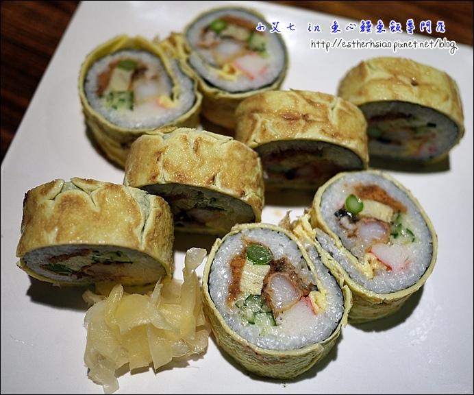 22 花壽司