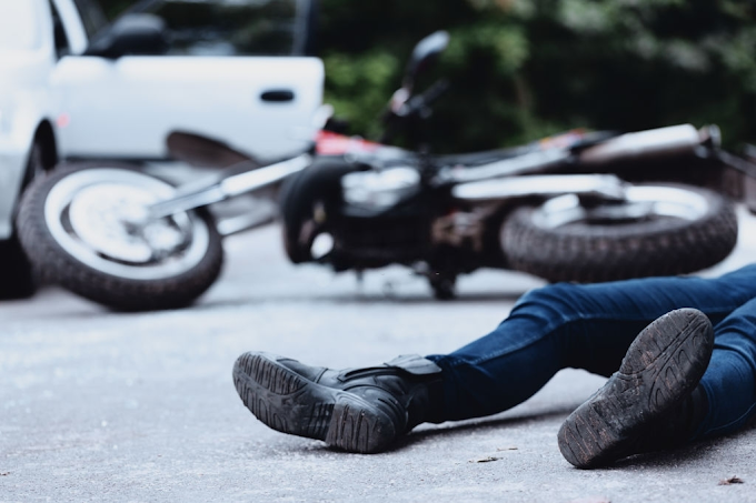 Motorcycle Crash Lawyers | Motorcycle Injury Lawyer Near Me