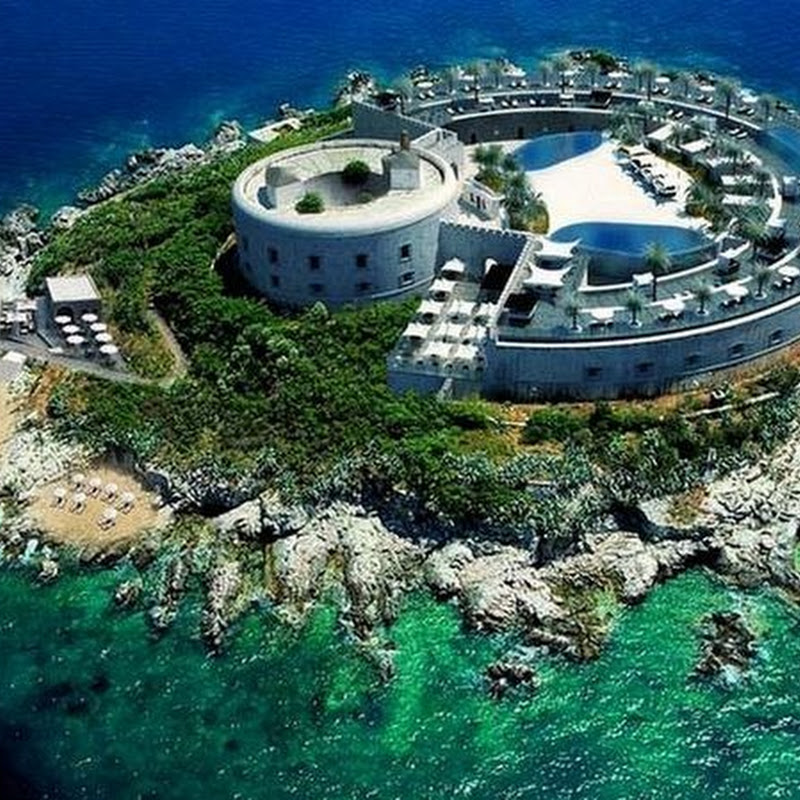Would You Live in a Luxury Resort That Was Once a Concentration Camp?