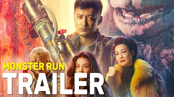 Monster Run (2020) Dual Audio [Hindi Dubbed (Unofficial VO) + Chinese (ORG)] WebRip 720p