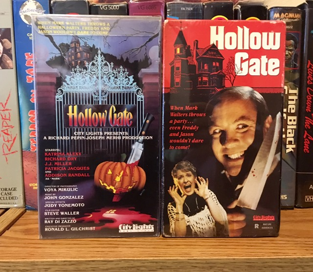 VHS Hollow Gate VHS release