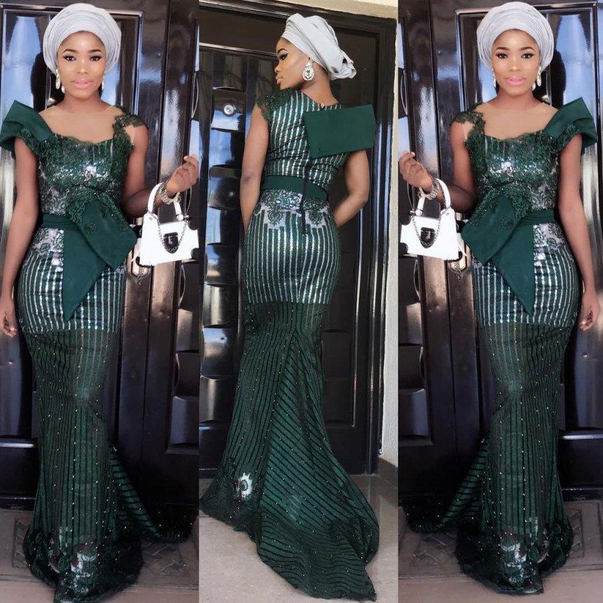 mishono ya vitenge nigeria Trends 2018 4