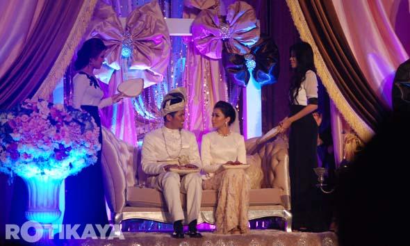 Majlis Resepsi Perkahwinan Scha al Yahya Awal Ashaari GAMBAR PERKAHWINAN MAJLIS RESEPSI SCHA ALYAHYA DAN AWAL ASHAARI DI PICC