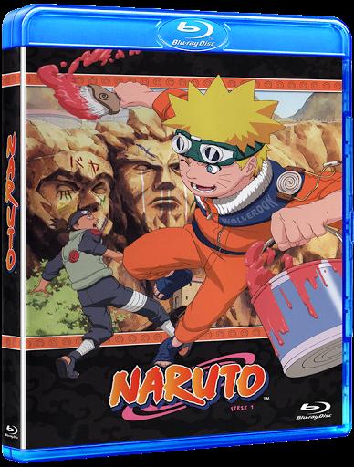 Naruto Clássico: 1ª Temporada - Torrent (2002) BluRay 720p Dual Audio Download