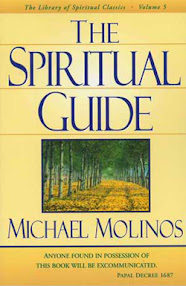 Cover of Michael de Molinos's Book The Spiritual Guide The Rich Treasure Of Internal Peace