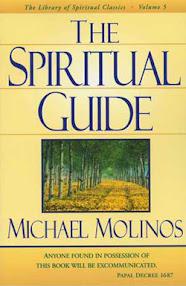 Cover of Michael de Molinos's Book The Spiritual Guide The Rich Treasure Of Internal Peace