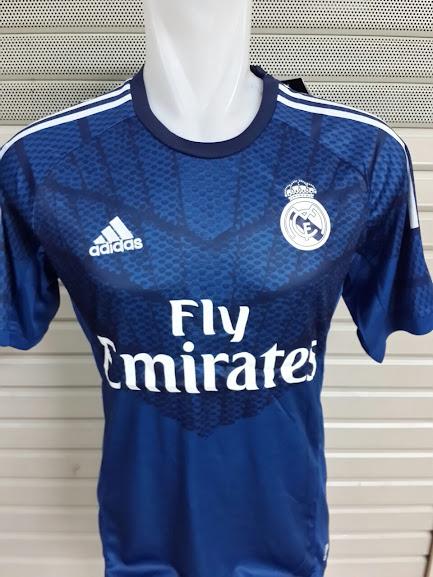 Jersey Kiper Real Madrid 2014-2015