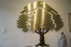 Donors Tree Outside the Chapel